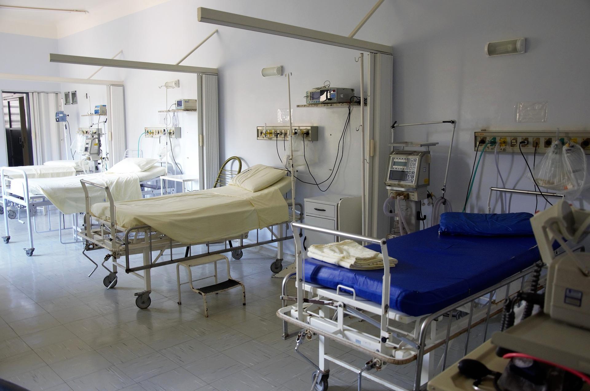 Kórházi ágyak Európában: hazánk jól áll e téren!