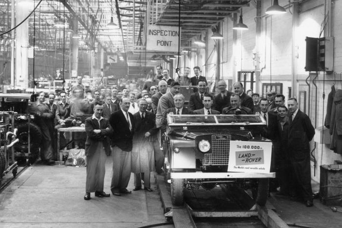 Összebújva rettegnek a BREXIT-től a brit autógyártó üzemek