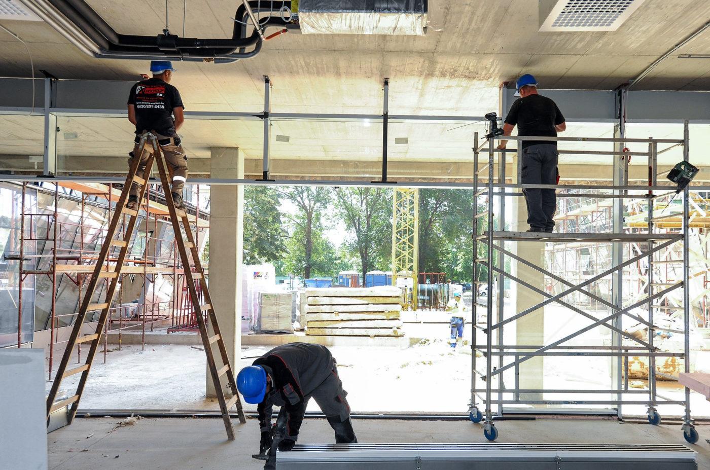 Új lendületet adnának az építkezéseknek