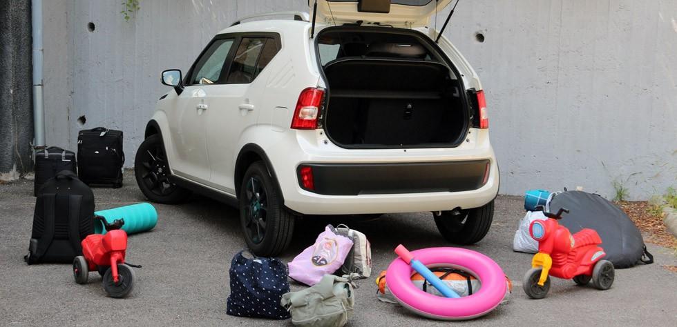 Így töltsd meg az autót és a bőröndöket!