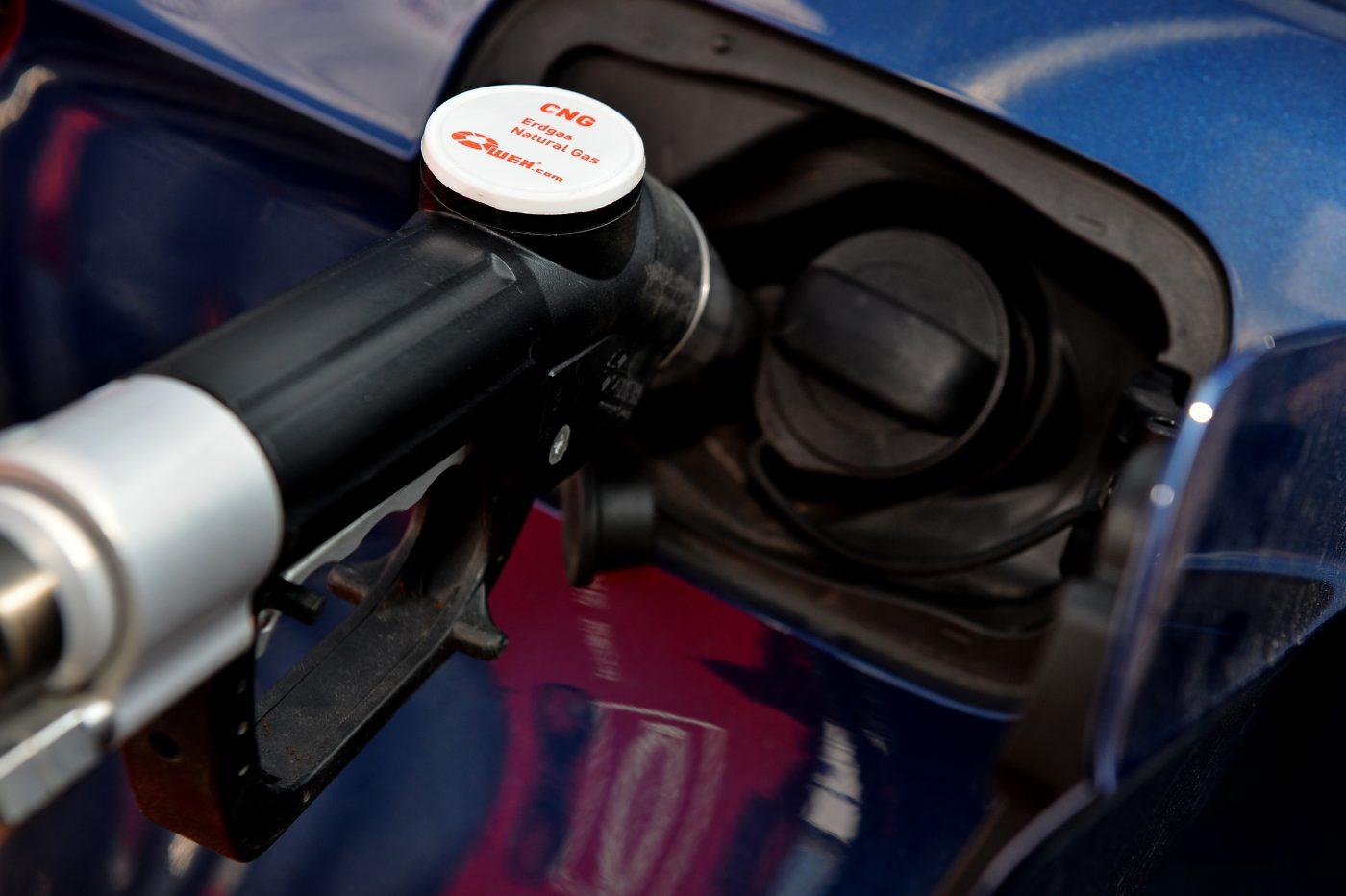 Most megéri CNG-t tankolni