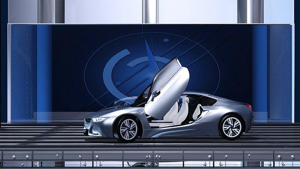 A jövő autóját fejleszti Kínában a Daimler