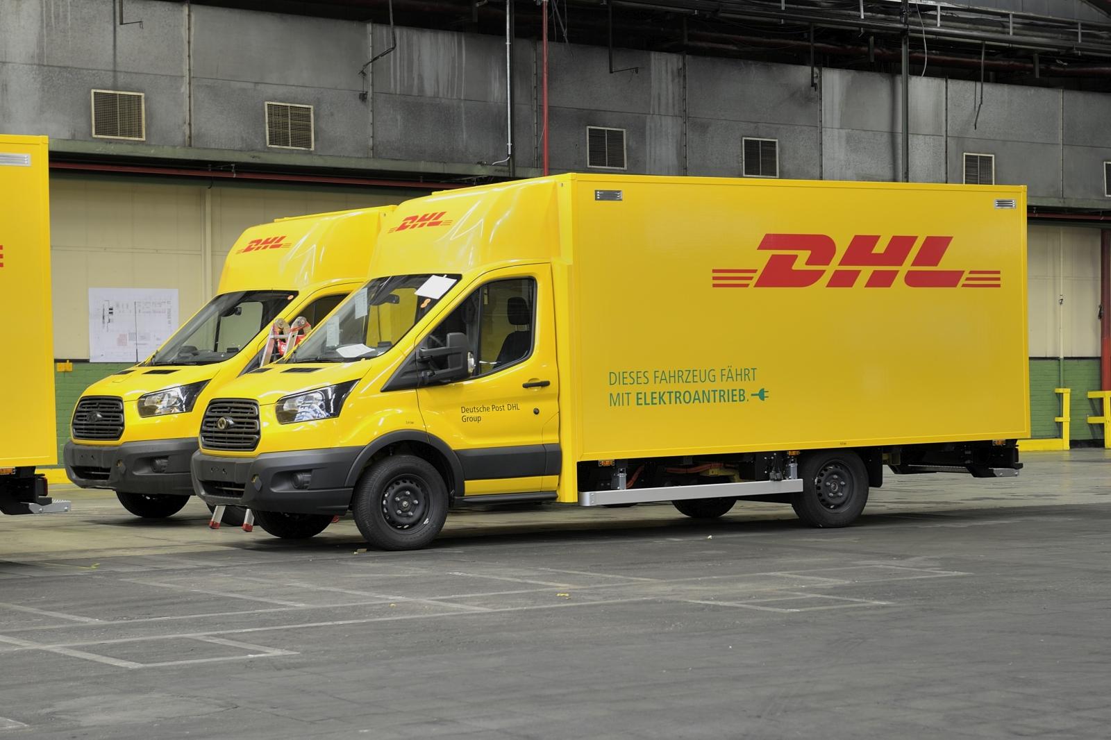Elektromos hajtású áruszállítók készülnek a Fordnál