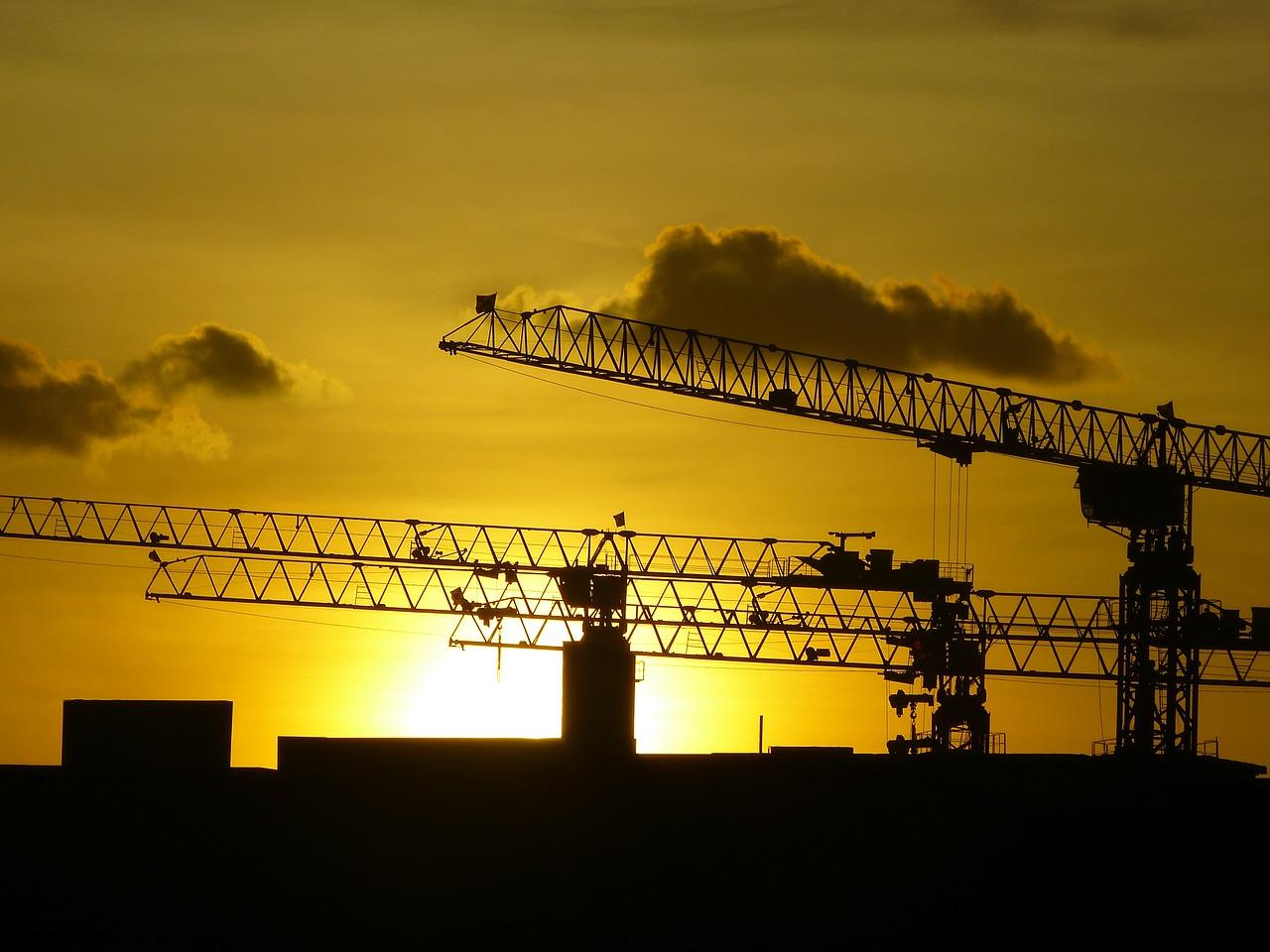 Történelmi rekordot ért el az építőipar