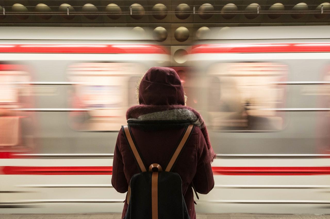 Használj vonatot metró helyett!
